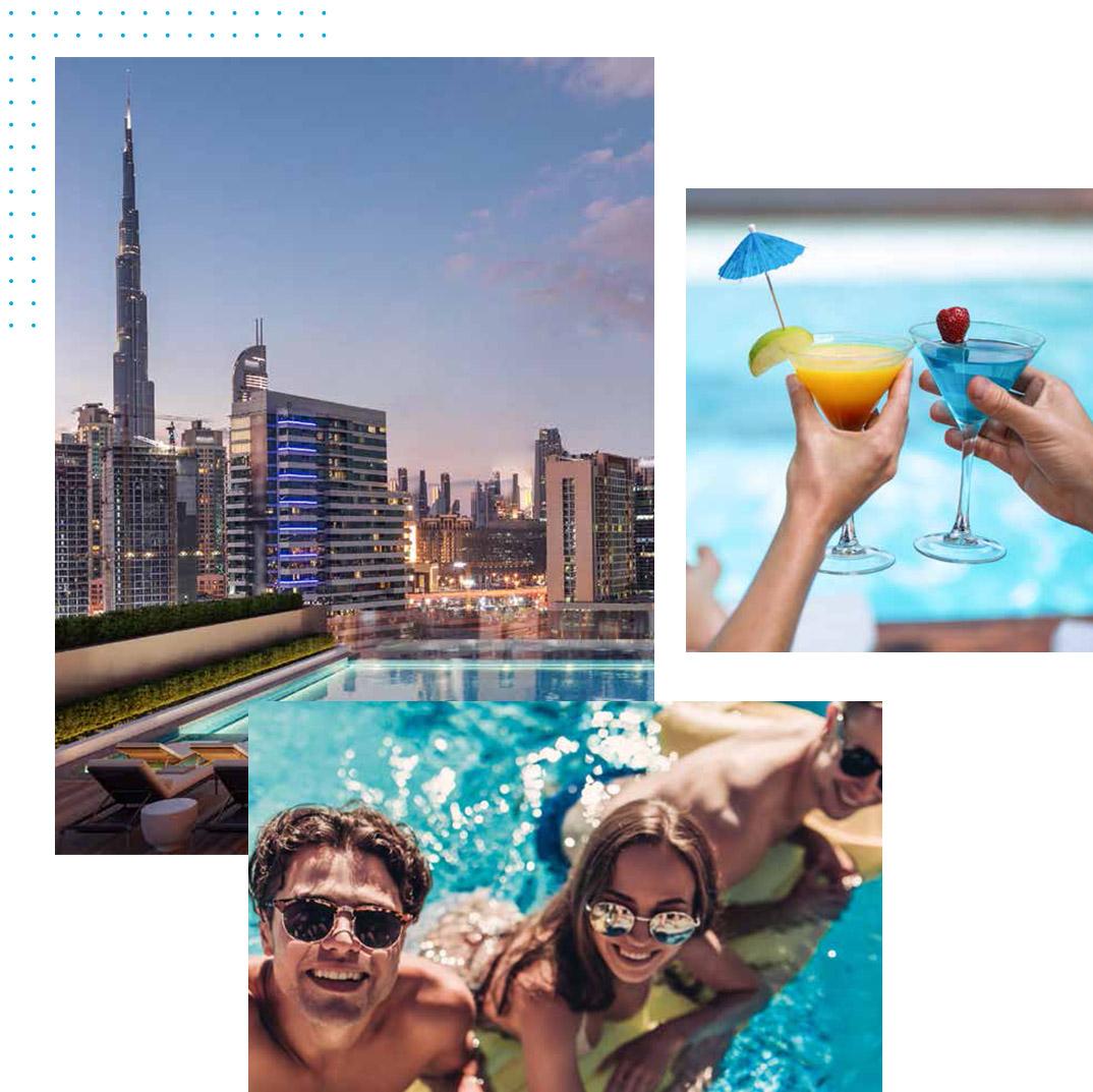 برج بينينسولا الخليج التجاري من سيليكت جروب: شقق للبيع في دبي