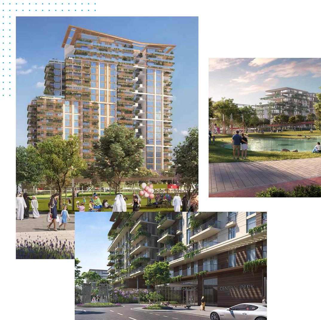 Emaar Rove City Walk – Hotel Residences for Sale in Dubai