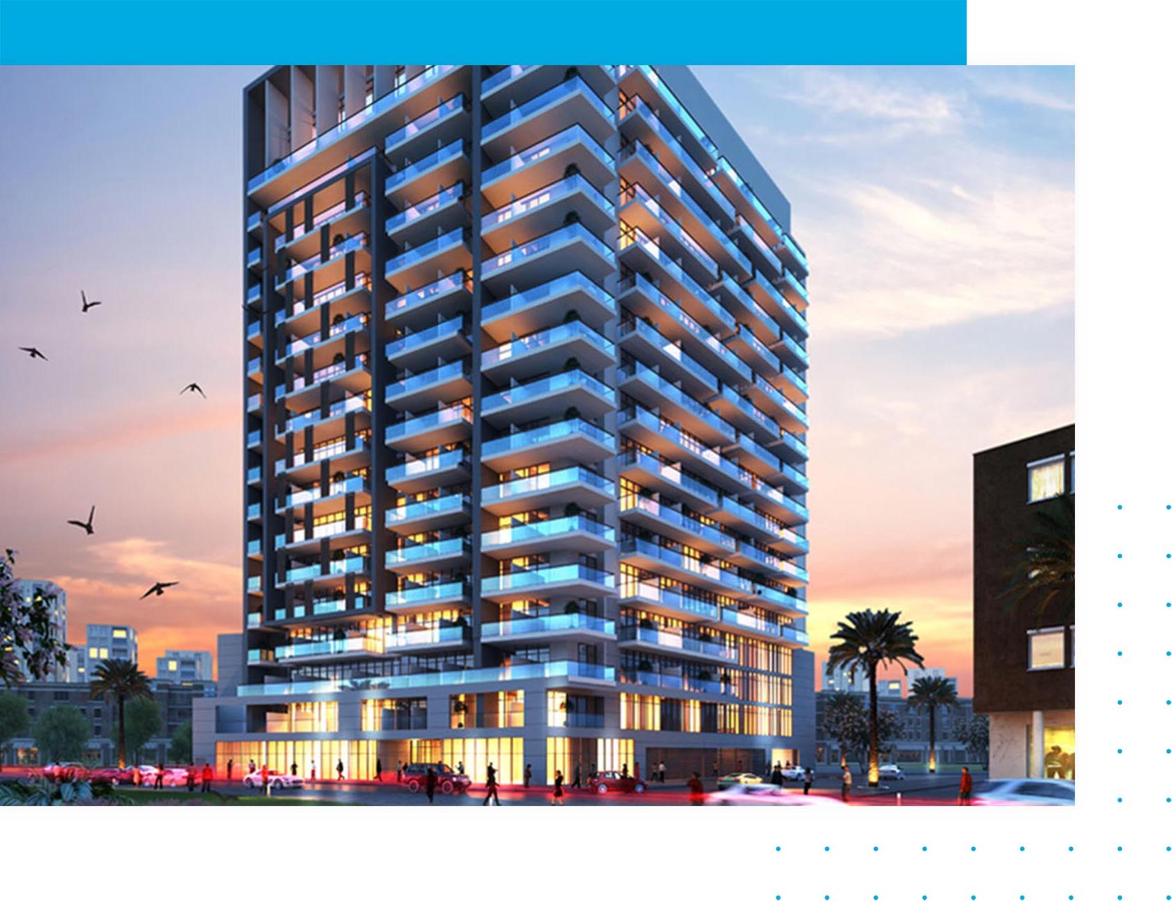 Alexis Tower Dubai Downtown Jebel Ali: Apartments for Sale by Reportage Properties