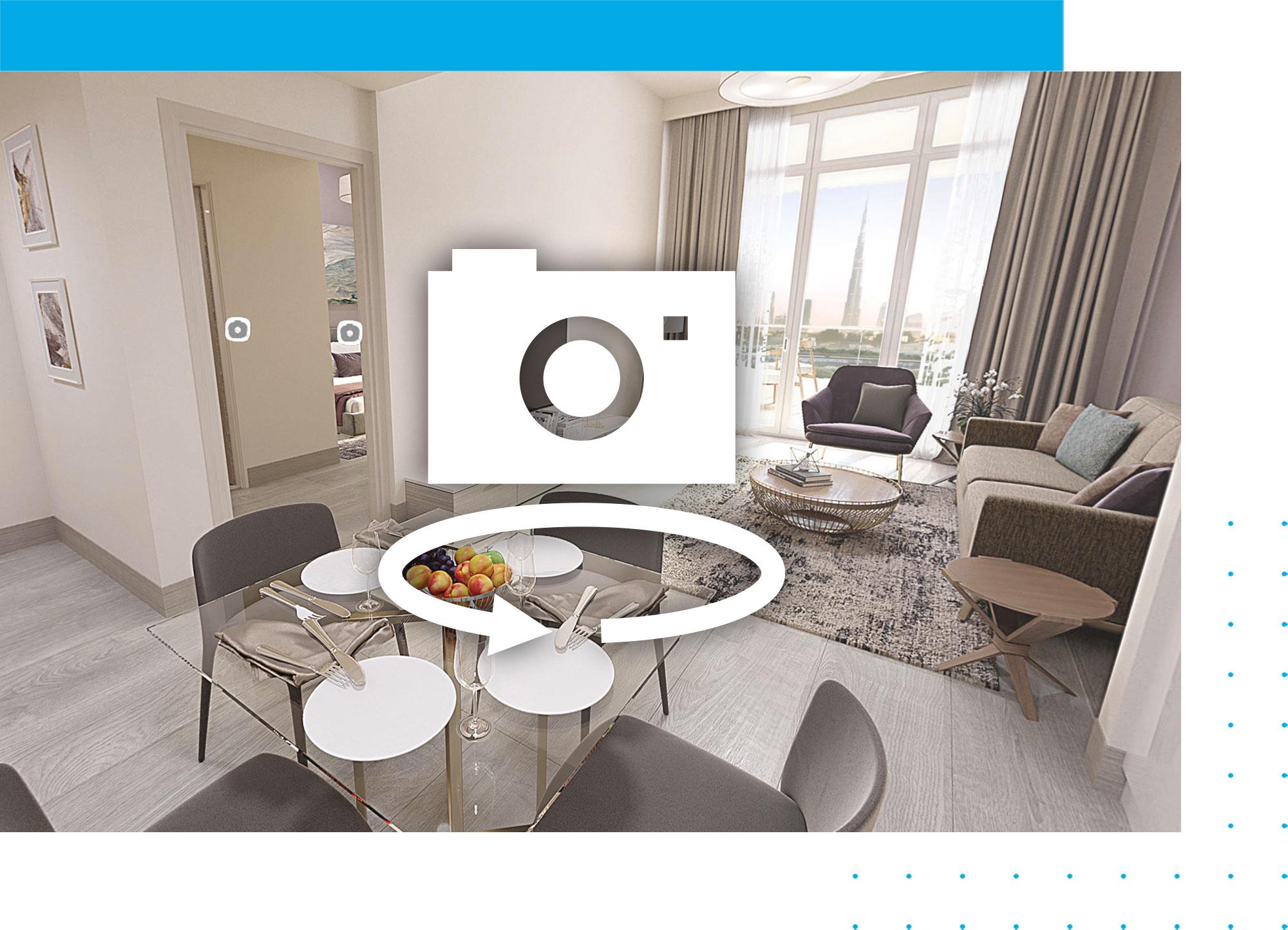 Azizi Creek Views II: Apartments for Sale in Dubai Healthcare City