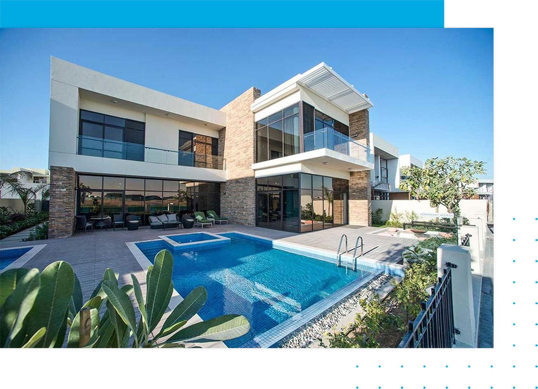 DAMAC A La Carte Villas for Sale in Dubai