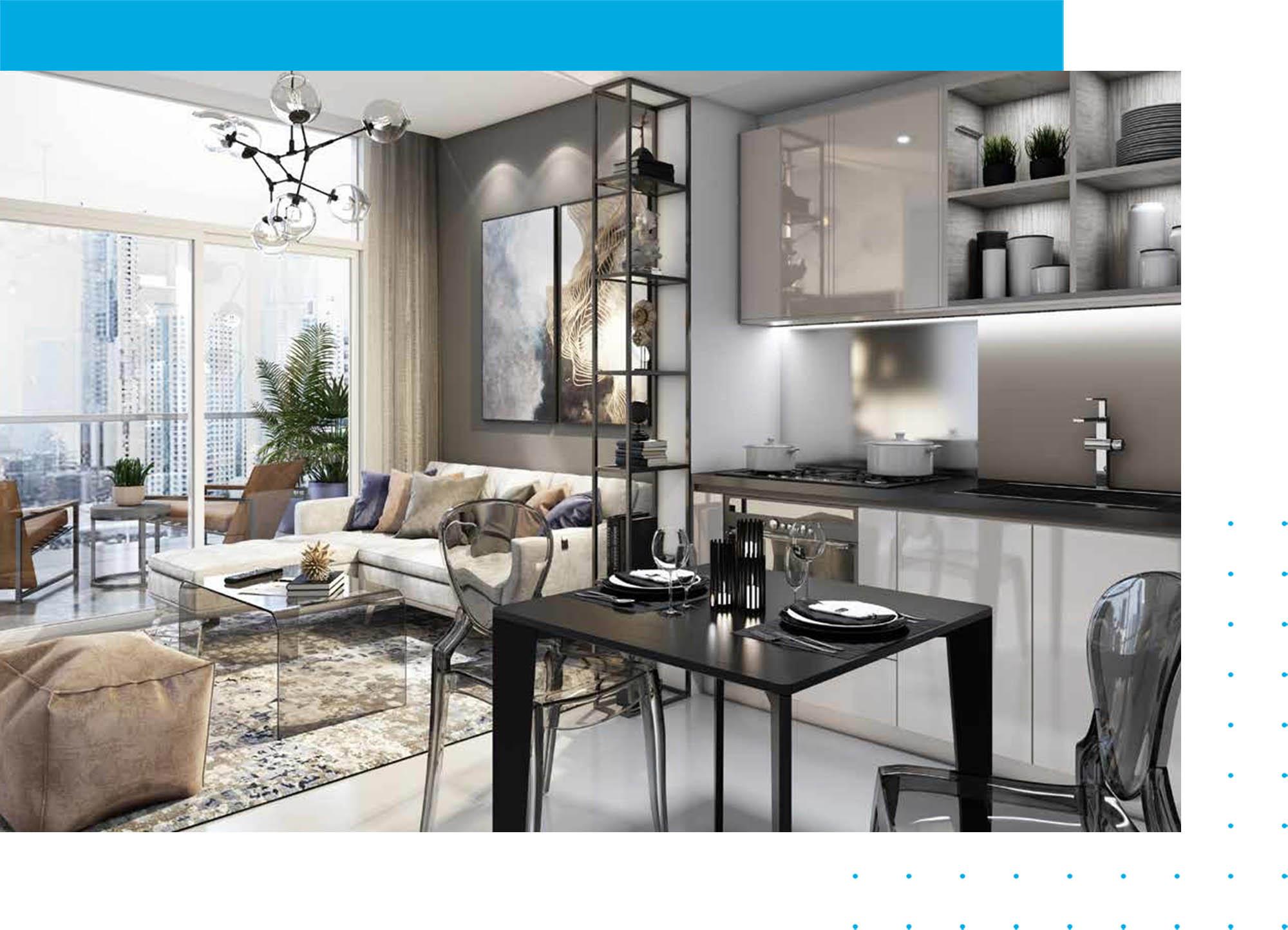 DAMAC Zada Residences in Business Bay – Apartments in Dubai