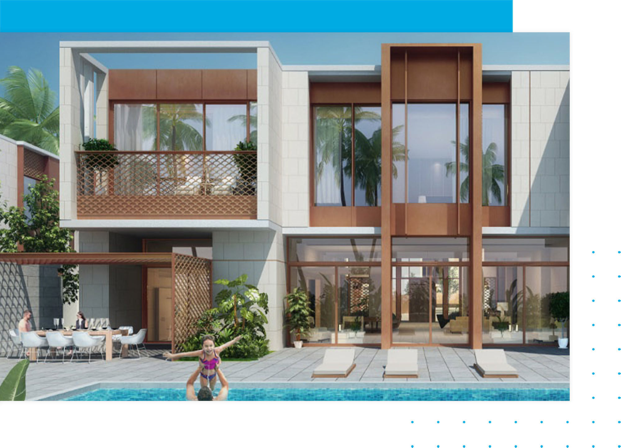 Meraas Amalfi Villas in Jumeira Bay Dubai