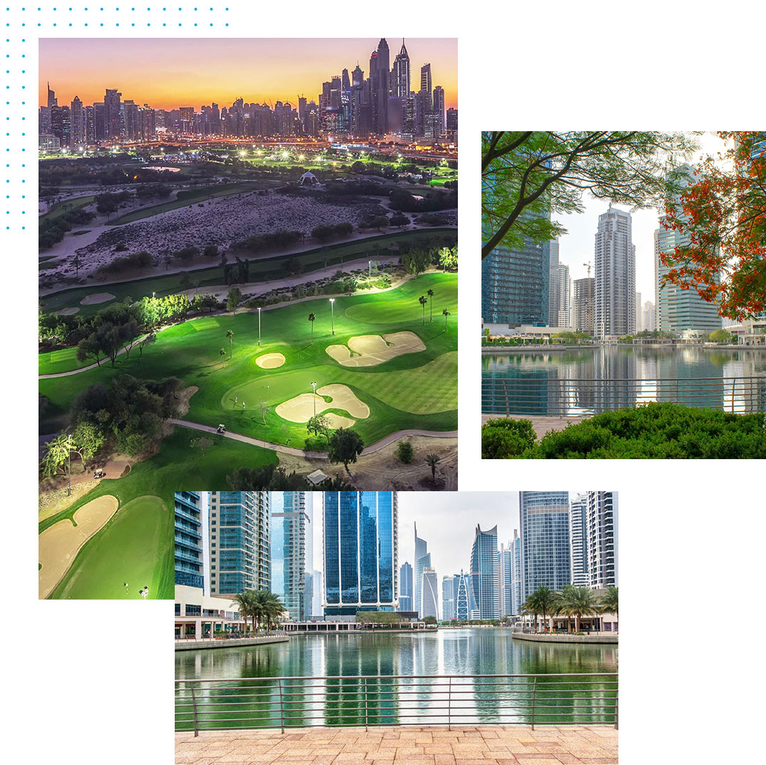 Golf Views Seven City: Apartments for Sale in Jumeirah Lake Towers (JLT)