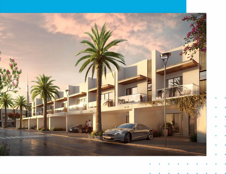 MAG City Parks: Villas & Townhouses in Dubai MBR City, District 7