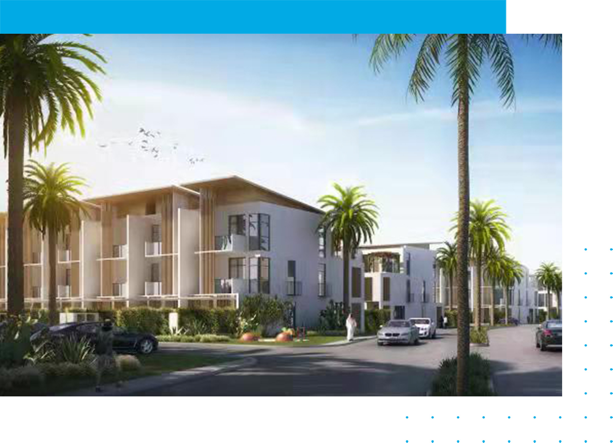 Motor City Hills Townhouses for Sale in Dubai – by Union Properties