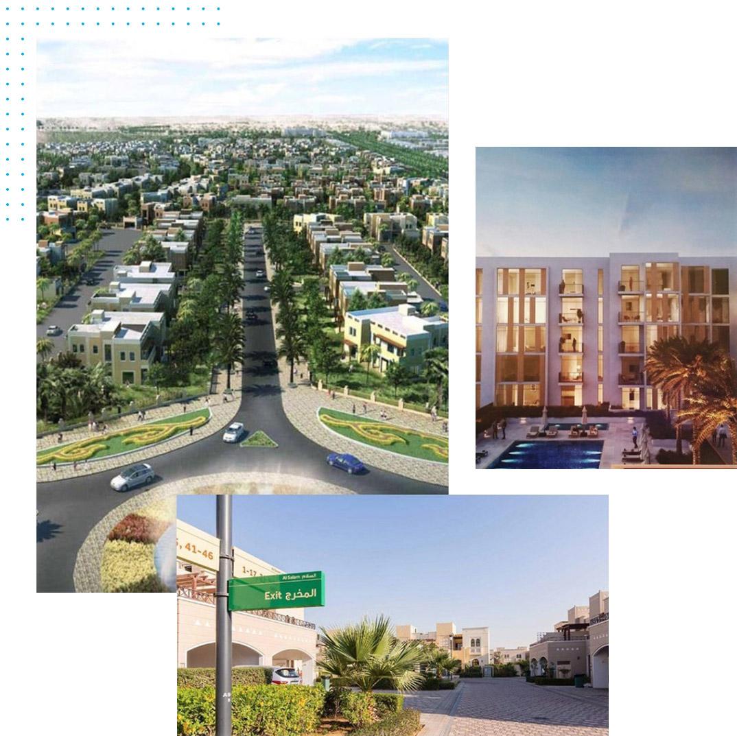 أرابيلا تاون هاوس في مدن من دبي للعقارات